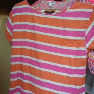 J. Crew Crop Top Size Small